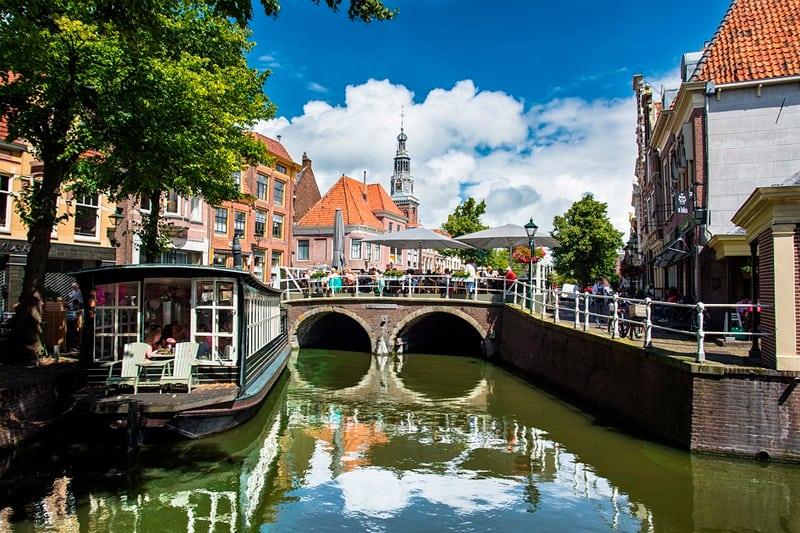 Vakantiehuis-16-personen-Noord-Holland