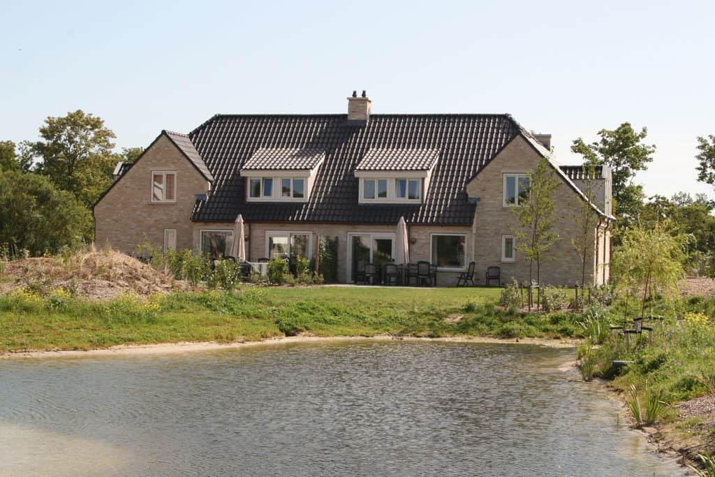 Vakantiehuis De Cocksdorp-Texel 20 personen