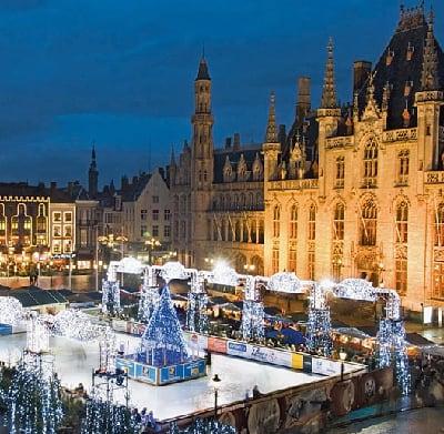 Vakantiehuis Brugge