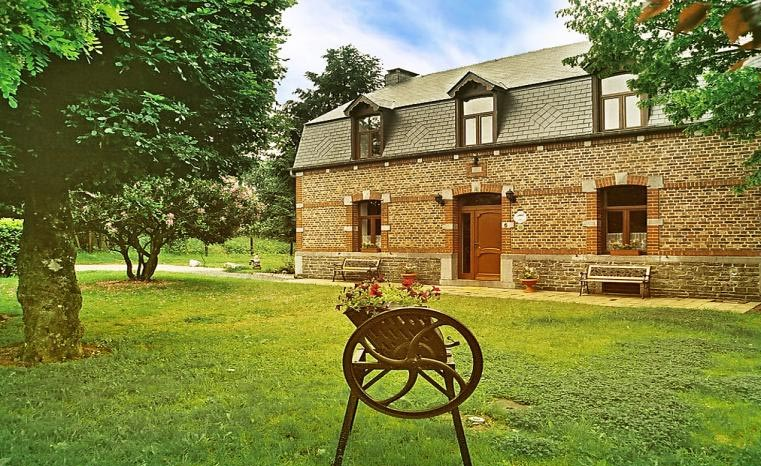 Boek een prachtig vakantiehuis in de Ardennen en geniet van de natuur.