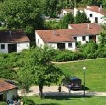 Vakantiepark op Vallee de Rabais Ardennen