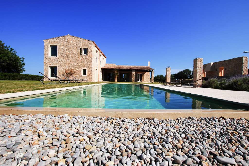 Vakantiehuis 8 personen in Spanje