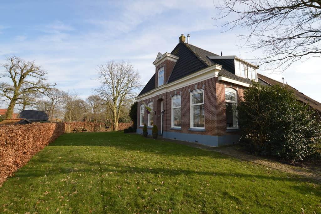 Vakantiehuis Wapserveen 13 personen