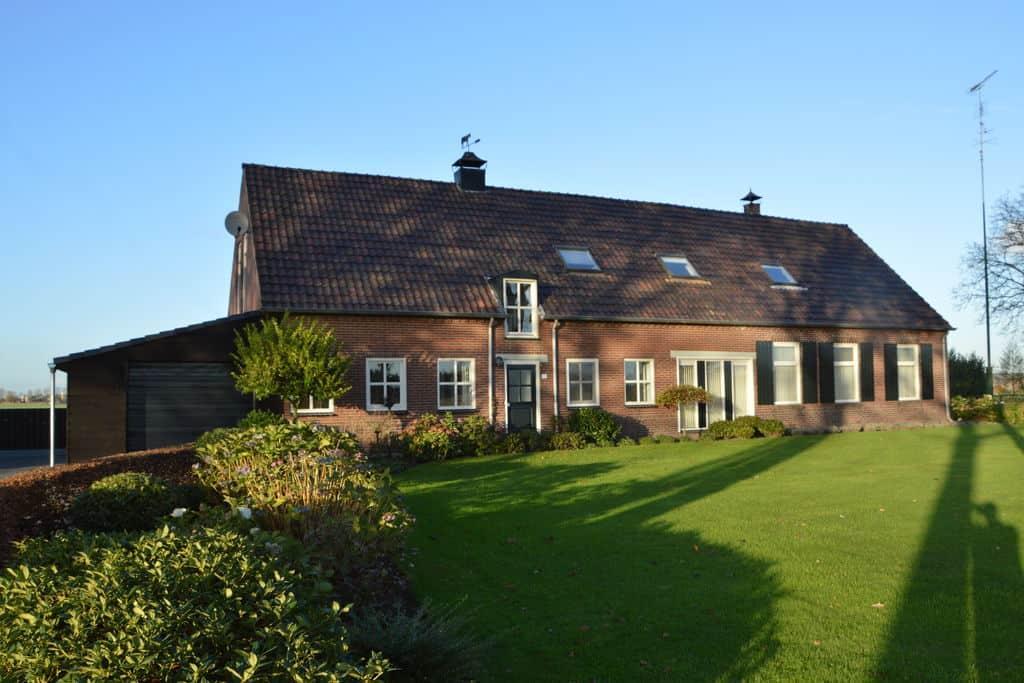 Vakantiehuis Elsendorp Grens-Handel 14 personen