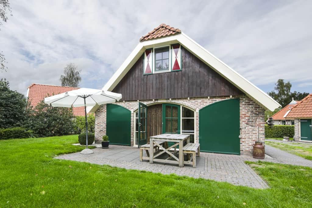 Vakantiehuis Ijhorst 4 personen