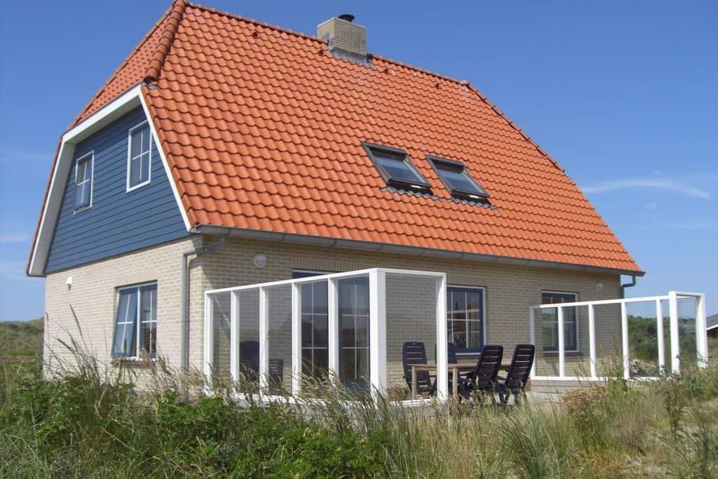 Vakantiehuis Vlieland 10 personen_01