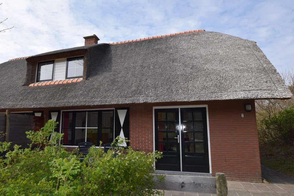 Vakantiehuis Vlieland 7 personen